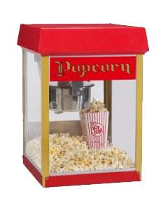 Popcorn maskine Fun Pop 4 oz.