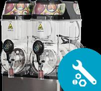 reservedele til slush ice maskine elmeco
